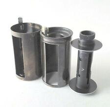 Ernst Leitz Reloadable 35mm Film Casette / Canister (Metal; Plastic Outer Case)