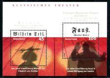 Bund  2391-92  Block 65 ** Wilhelm Tell, Theater 2004