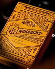 Monarch Mandarin Edition Playing Cards by Theory 11