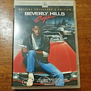 Beverly Hills Cop DVD R4 VERY GOOD – FREE POST