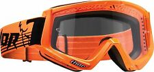 New Adult Thor MX Conquer Goggles Motocross Enduro Flo-Orange/Black BMX KTM