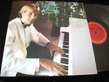 RICHARD CLAYDERMAN<>ROMANTIC CHRISTMAS<>Lp Vinyl~Canada  Press~COLUMBIA WPC40190