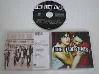 The Libertines/the Libertines (Rough Trade RTRADCD166) CD