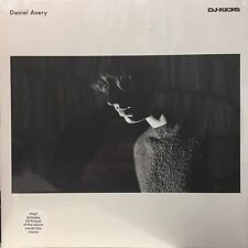 Daniel Avery ‎– DJ-Kicks SEALED Studio !K7 ‎K7342LP 2xLP VINYL