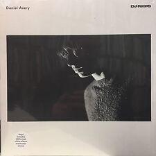 Daniel Avery – DJ-Kicks SEALED Studio !K7 K7342LP 2xLP VINYL