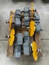 SEW KA47 DR63L4/BR/TH Kegelrad-Getriebemotor 0,25kW 240 Nm 9,9U/min i=131,87:1