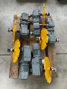 Sew Ka47 Dr63l4 / Br / Th Kegelrad-Getriebemotor 0,25kW 240 NM 9,9U/Min | =