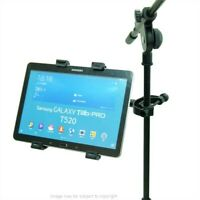 Music Microphone Stand Holder for Samsung Galaxy Tab PRO 10.1 Tablet