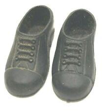 2 VINTAGE ORIGINAL PENGUIN SHOES boots for WGSH 8 INCH FIgures 1970's