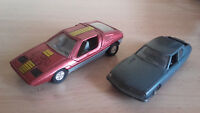 LOTE AUTO PILEN CITROEN SM 339 MADE IN SPAIN Y PULLBACK ACTION SS-918 MADE IN CH