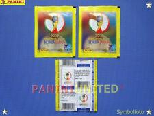 Panini★WM 2002 WC 02 World Cup★2x Tüten/packets/bustine - sealed - MEGA-RAR !!!