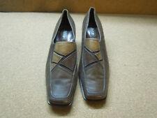 NEU Original Jana U.K. Größe 5 1/2 Damenschuhe 2 Fach Echtes Leder