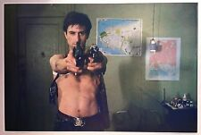 "Taxi Driver FULL SIZE 36"" x 24"" Movie Scene Poster Robert DeNiro Army Rebel"