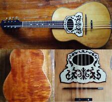 Fine c.1902 German Mandolin Mandolinetto By Ewald Glaesel of Markneukirchen. VGC