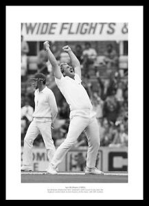 Ian Botham 356th Test Wicket 1986 England Cricket Photo Memorabilia (135)