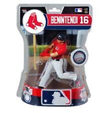 "Andrew Benintendi Boston Red Sox Imports Dragon MLB Baseball Action Figure 6"""
