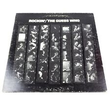 The Guess Who Rockin' LP 1972 RCA LSP-4602 1st Press