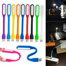 Mini Portable USB LED Lamp 5V 1.2W Super Bright Book Light Reading Lamp For Powe