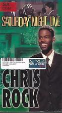 VHS: SATURDAY NIGHT LIVE: BEST OF CHRIS ROCK