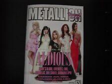 METALLION (BURRN! SPECIAL) JAPAN ROCK MAGAZINE Aldious Mary's Blood Lovebites