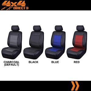 SINGLE WATER RESISTANT LEATHER LOOK SEAT COVER FOR TRIUMPH HERALD