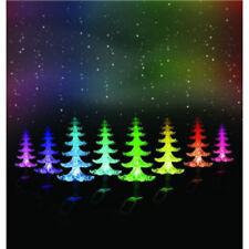 Outdoor Festosa Colore Cangiante da Giardino Led Solare Percorso Luce Decorazione di Natale