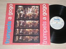 FRANK VALDOR BAND - TRUMPETS A GO GO - LP 33 GIRI ITALY