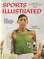 1959 Sports Illustrated Feb 2 - Ron Delany -Irish Track