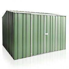 YardSaver G88 2.8m x 2.8m Gable Roof Dbl Door Colour Shed