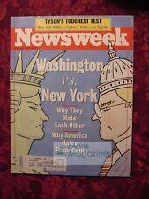 NEWSWEEK June 20 1988 WASHINGTON NEW YORK Thrift S&L Crisis Mike Tyson Cambodia