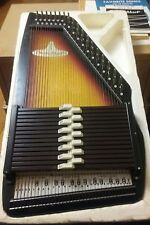 ( Vintage ) 1973 RBI Chromaharp Chord Autoharp Bluegrass Instrument.