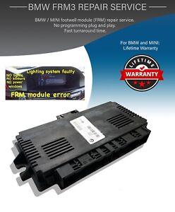BMW & MINI FRM3 Footwell Module Repair Service E87 E90 E70 R56 - Fast Repair
