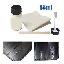 Cuero líquido + pincel + tela reparadora para asiento cuero para Bmw E46 sedan