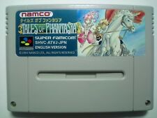 Tales of Phantasia for Super Nintendo SNES NTSC J SFC Famicom English!