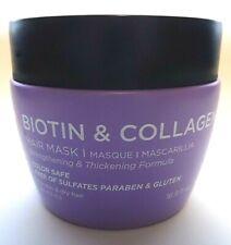 Luseta Biotin & Collagen Hair Mask Strengthening and Thickening 16.9oz/500ml NEW