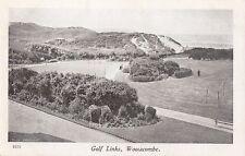 WOOLACOMBE (Devon) : Golf Links-GALE & POLDEN for BEER