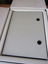 RS IP65 Steel Wall Box, Electric Box, Grey, 400 x 300 x 150mm - 7587087
