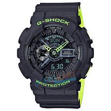 Nueva MARCA CASIO G-shock GA-110LN-8A reloj de tiempo del mundo