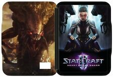 StarCraft II: Heart of the Swarm SteelBook - G1 Size [Video Game Metal Case] NEW