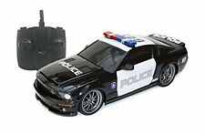 Ford Shelby Gt500 Super Snake Full Functioned Radio Control Police Car w/ Light