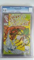 Silver Surfer #3 1988 CGC 9.8 Marvel