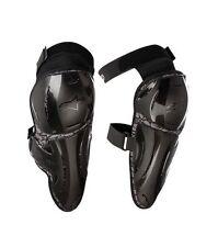Alpinestars Youth Vapor Pro Kids Motocross Knee Protector Black/Grey - One Size