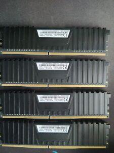 Corsair Vengeance LPX 16 GB (4 x 4GB) DDR4 2666MHz