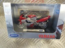 NEW WELLY DIECAST  METAL YAMAHA YZF1000 THUNDERACE 01 MODEL SCALE 1:18