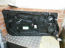 FORD FIESTA MK7 2010 3 DOOR NS PASSENGER DOOR REGULATOR MOTOR 8A61-14A389-A
