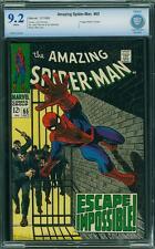 Amazing SPIDER MAN # 65 US MARVEL 1968 Lee Romita NM 9.2 CBCS