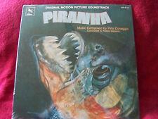 SDTR. Piranha PINO DONAGGIO RARE US Varese LP OVP NUOVO