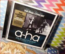 "a-ha/Best of [Live] New FREEPOST ""Ending on a High Note/Final Concert"" CD AHA"