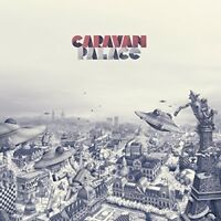 CARAVAN PALACE - PANIC (WHITE HEAVYWEIGHT 2LP)  2 VINYL LP NEW!