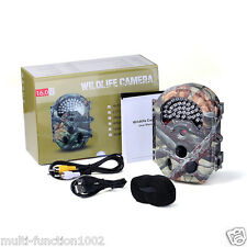 16MP Trail Scout Game Camera Infrared Wildlife Hunting Video Deer Cam Outdoor